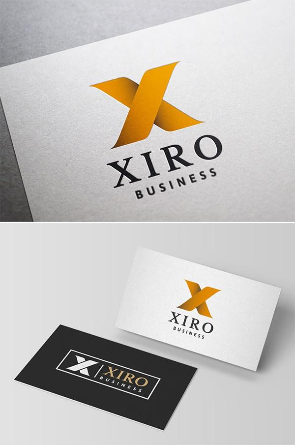 Xiro Logo Design