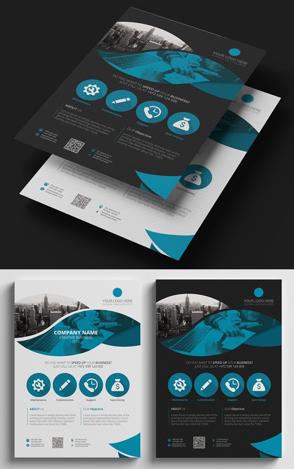 Best Flyer Template