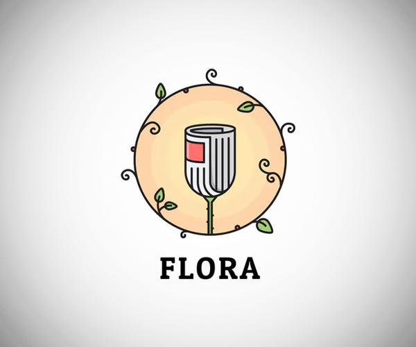 Flora News Logo