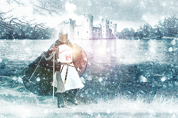 How to Create a Winter Season Photo Manipulation