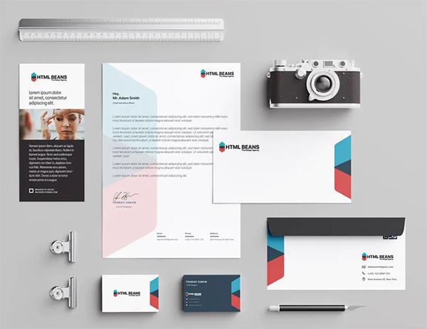 Agency Brand Stationary