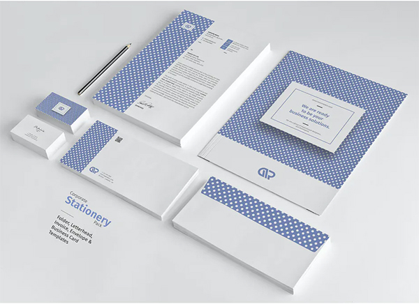 Awesome Branding Stationery Pack