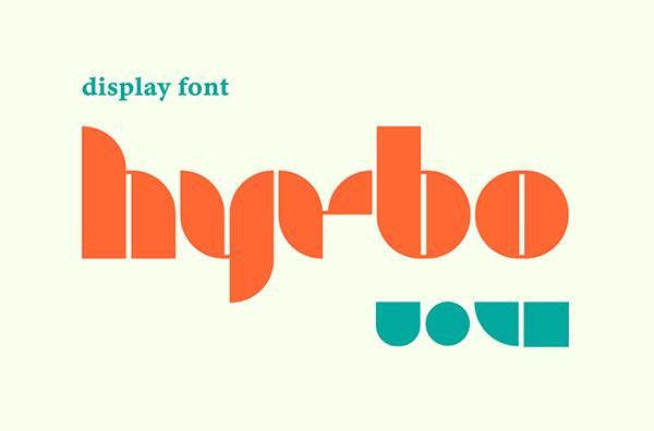 Creative Display Free Font