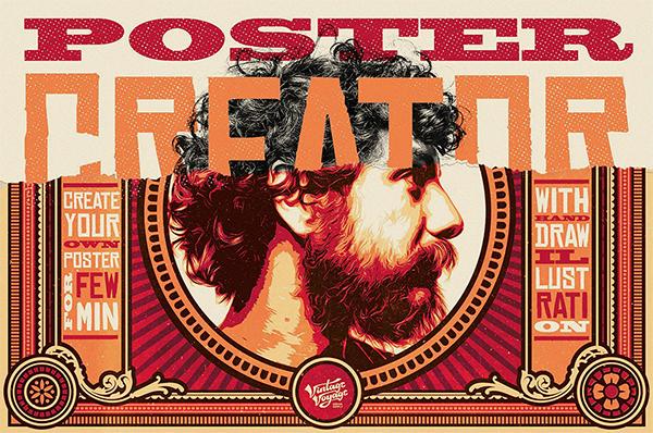 Free Art Poster Creator