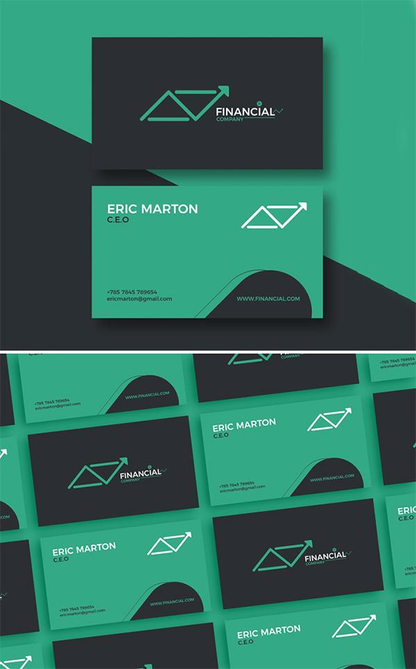 Modern Creative Business Card Design (2021)