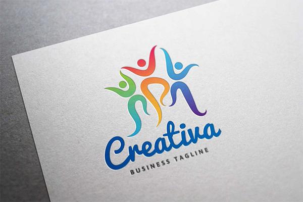 Creativa Logo Design