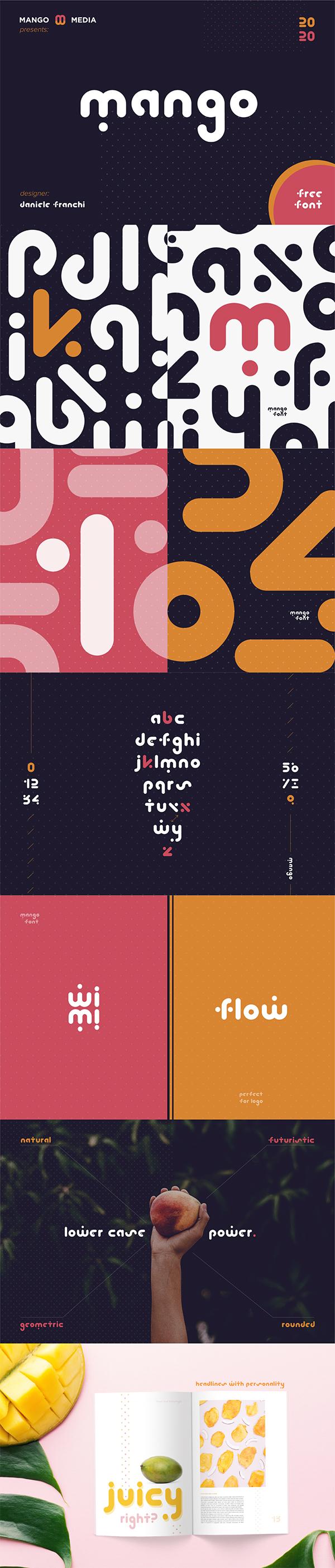 Mango Free Font