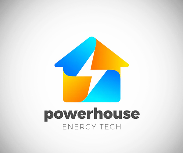 Smart House Logo Design