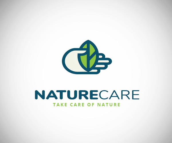 Nature Care Logo Design