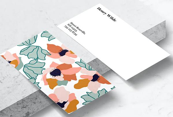 Carmella Business Card Template