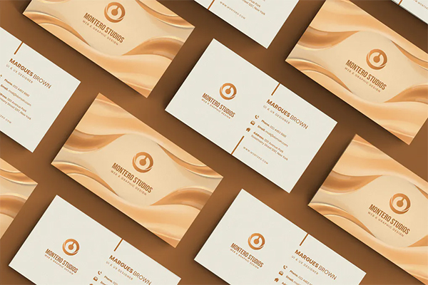 Creative Elegant Business Card Template