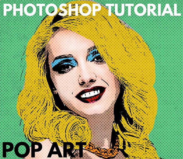 How To Create A Pop Art Photoshop Effect