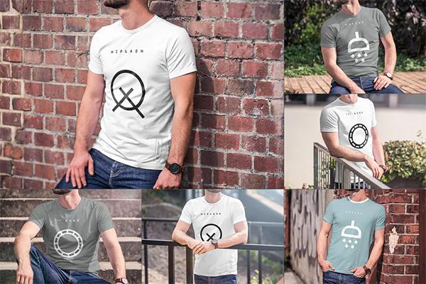 Perfect T-Shirt Mock-up