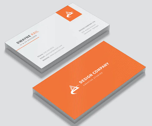 perfect+business+card+design