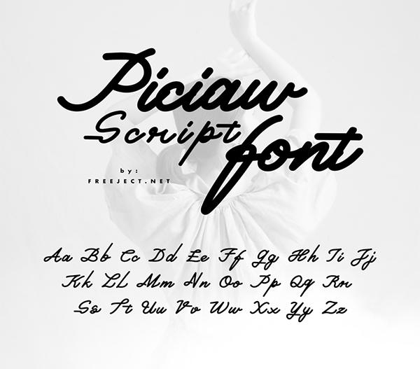 Elegant Script Free Font