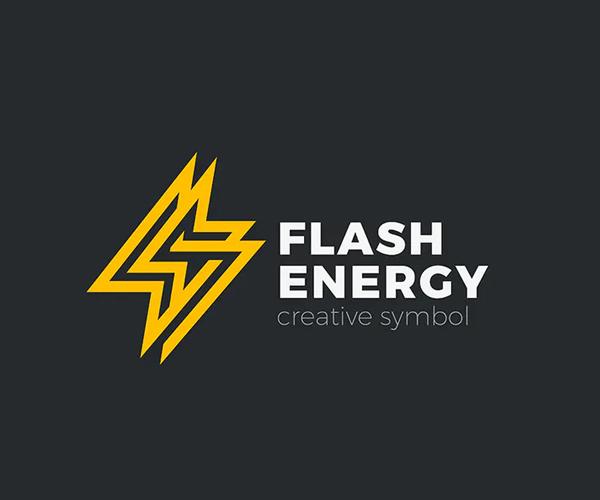 Flash Bolt Logo