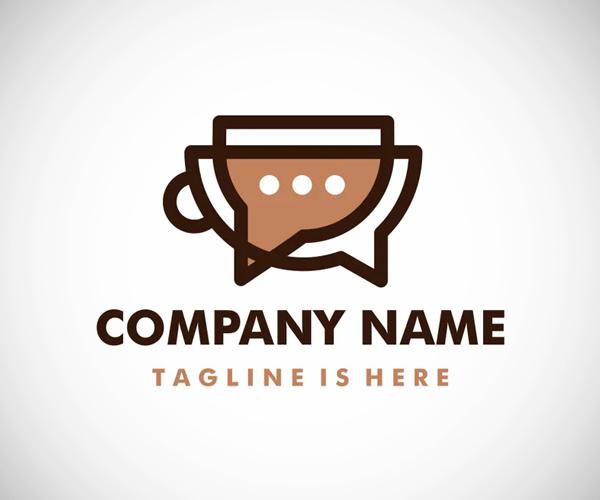Coffee Shop Logo Design