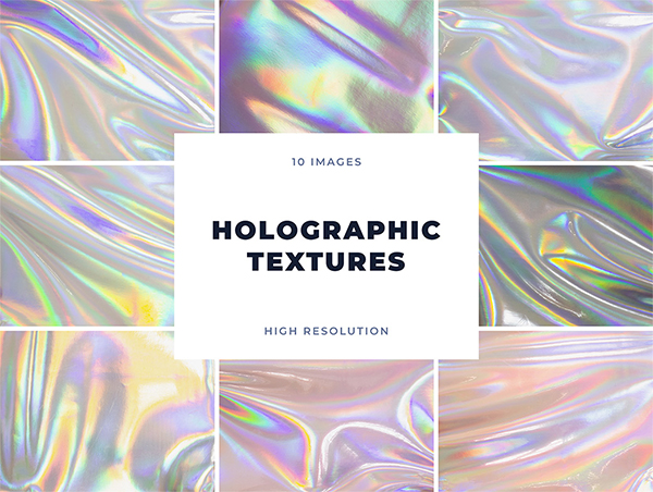 Holographic Texture Images