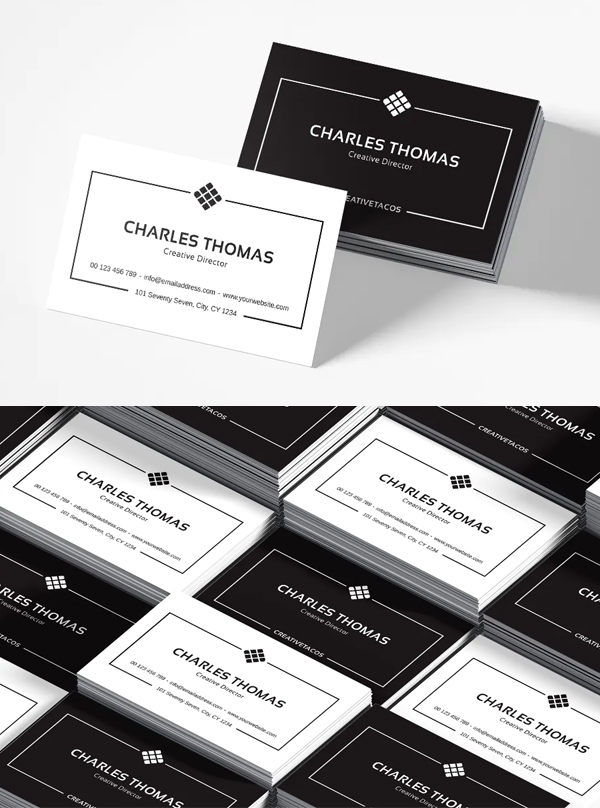 New Fresh Hand-Picked Business Card Templates | Graphics ...