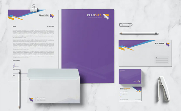 Plansite Stationary Template