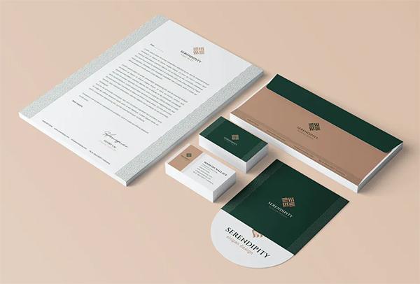 Best Branding Identity & Stationery Pack