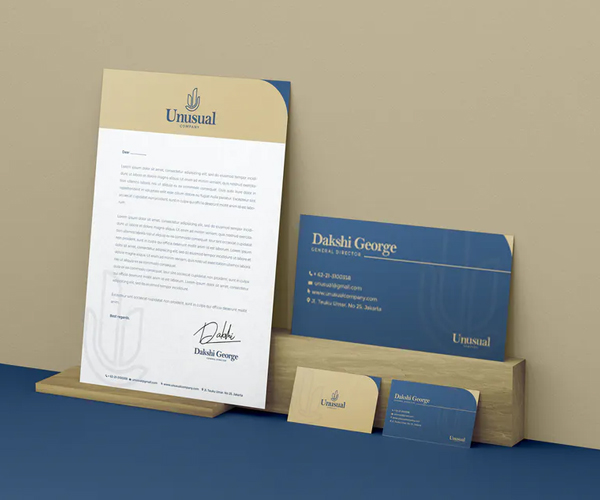 Business Identity & Stationery