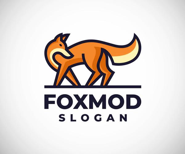 Fox Modern Line Logo