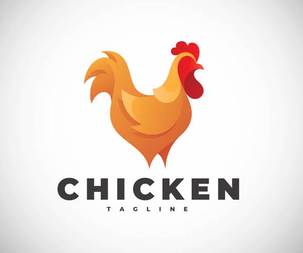 Chicken - Logo Template