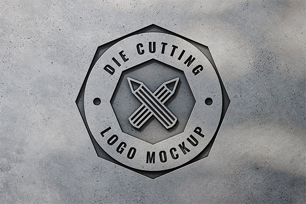 Awesome Logo Mockup