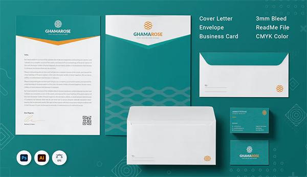 Ghamarose Stationary