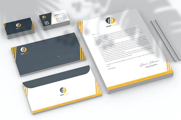 Business Branding Identity