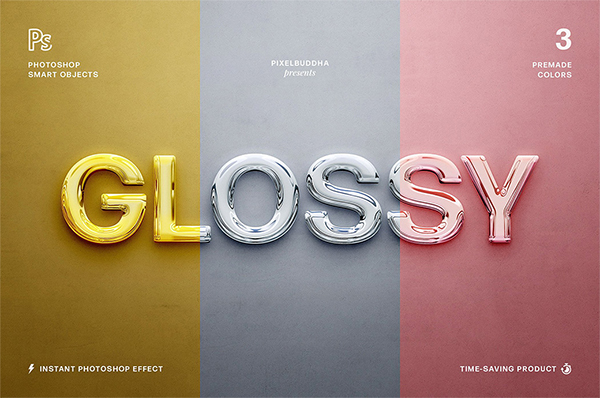 Awesome 3D Text Effect