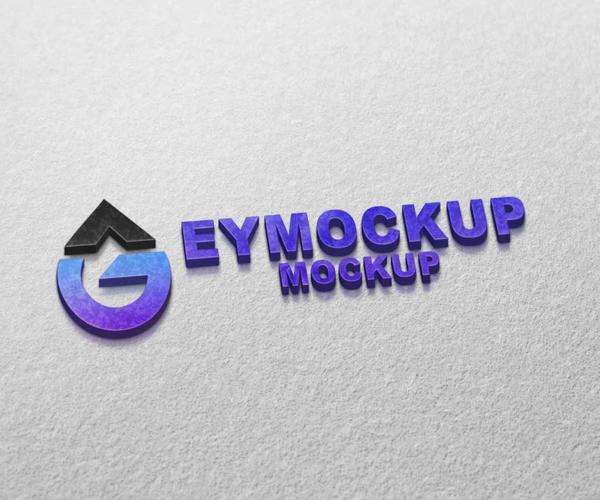 Awesome Logo Mockup