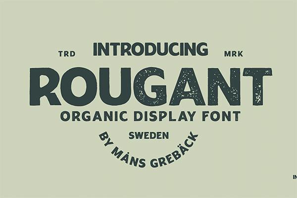 Tough Sans-Serif Font