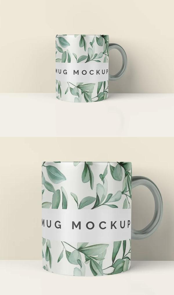 Creative Mug Mockup