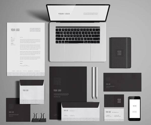 Elegant Stationery / Branding Mock-Up