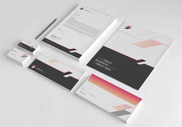 Clean Corporate Identity Template