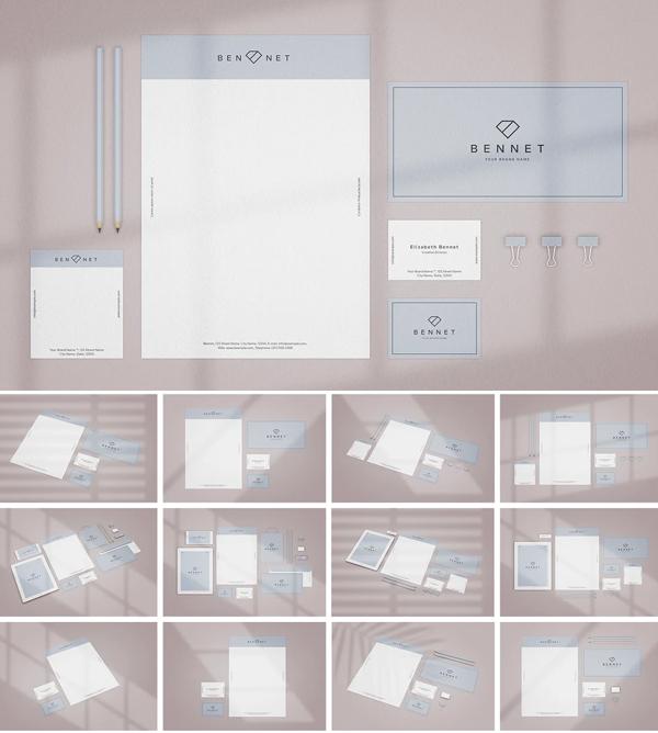 Creative Branding Mockup Kit