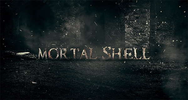 """Create """"Mortal Shell"""" Game Inspired Text Effect in Photoshop"""