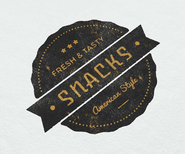 How to Make a Logo Look Vintage in Photoshop