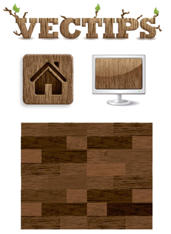 Carve Your Own Wood Texture