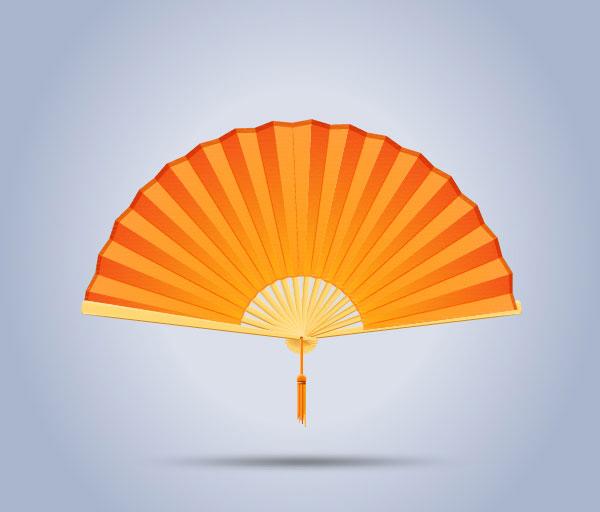 Create a Folding Paper Fan in Adobe Illustrator