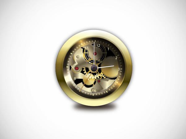 How to Create Mechanical Clock