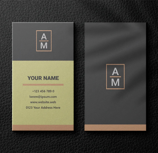 Business Card AM Corporation