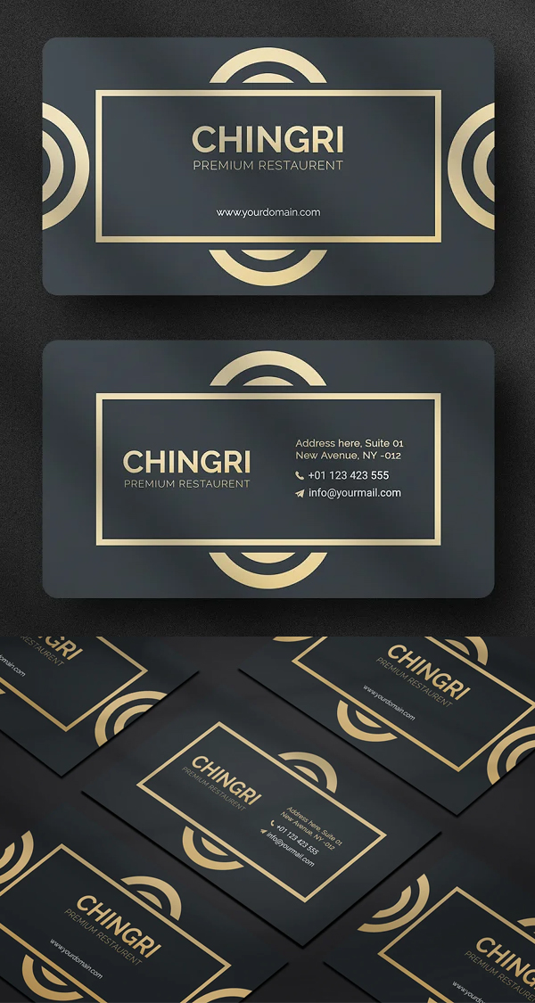 Perfect Business Card Template