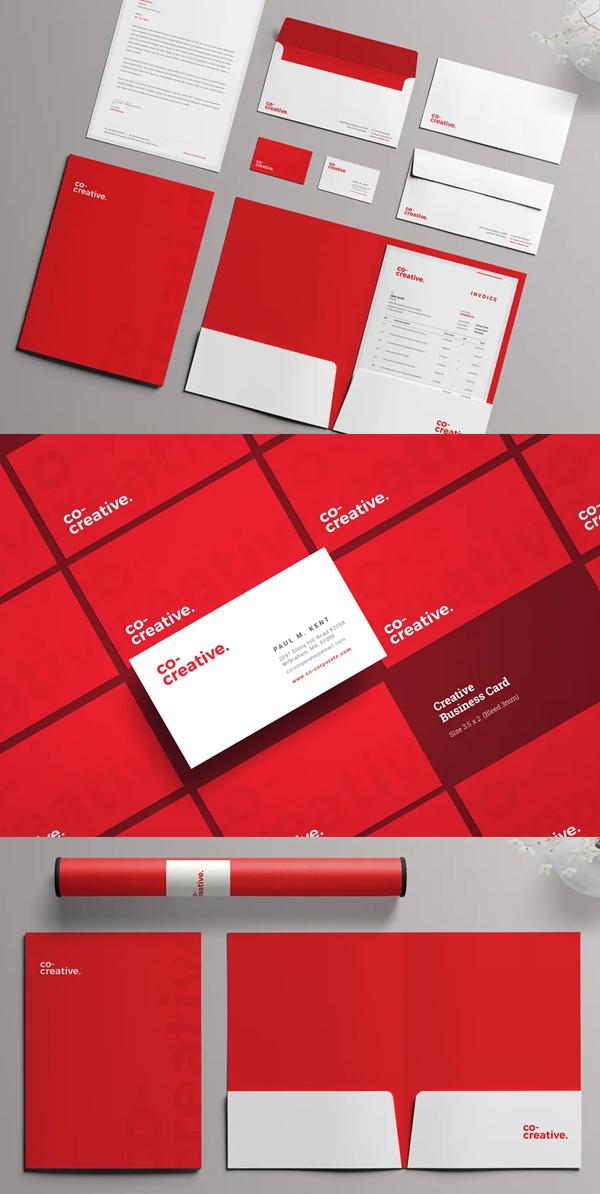 Best Creative Branding Stationery