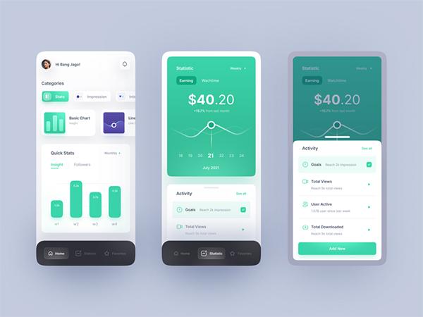 Insight Statistical Mobile App Exploration