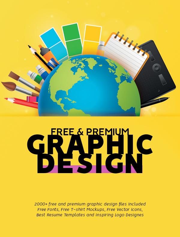 Best Free and Premium Graphic Design Resources